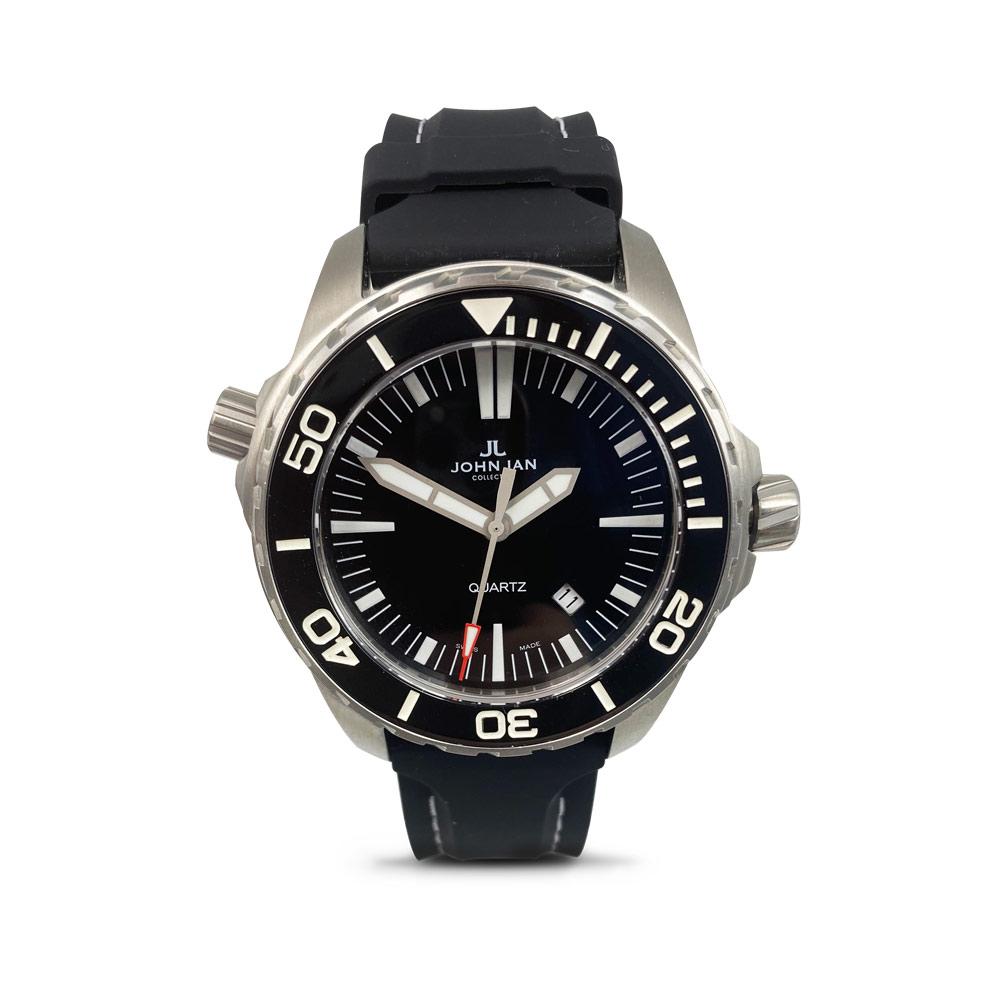JOHN IAN Pro Diver II - Steel Watch