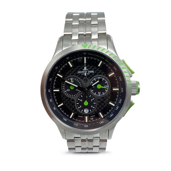JOHN IAN Sport H3 Fashion GREEN Watch
