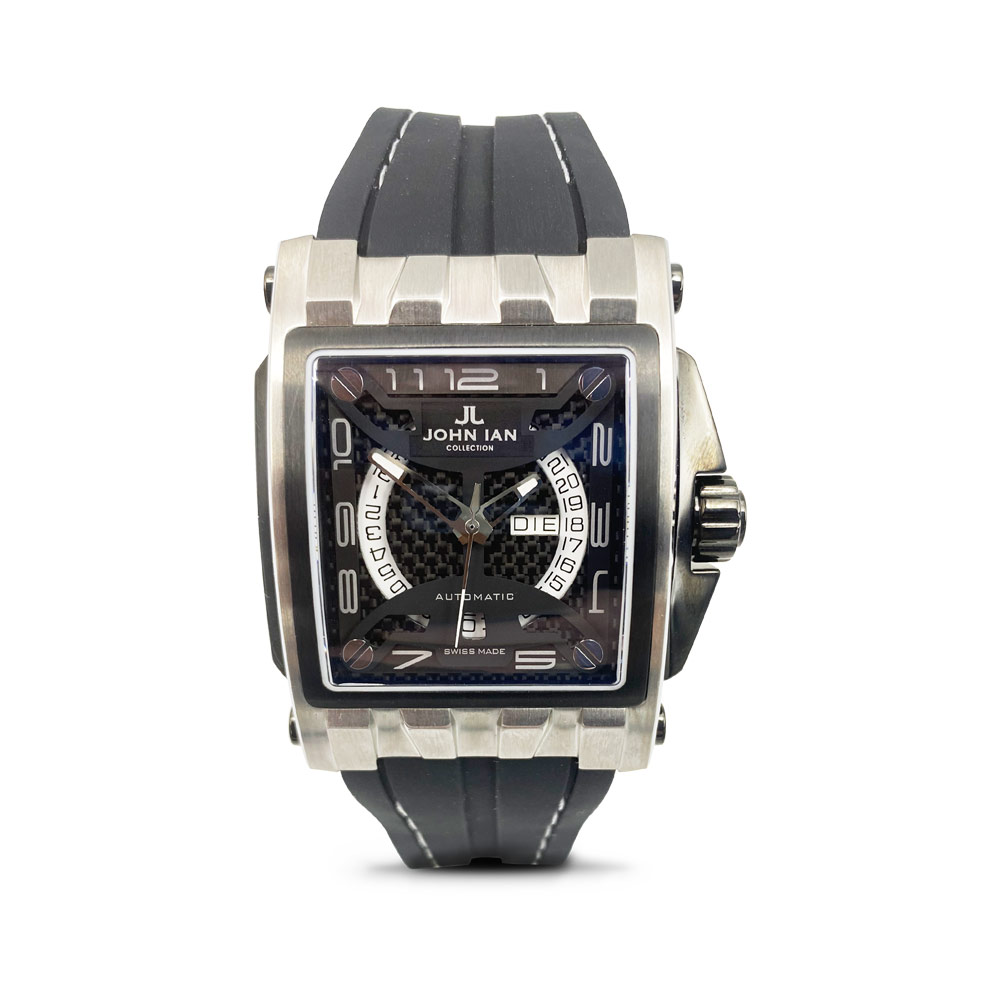 JOHN IAN Square polarized Watch